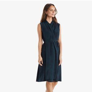 NWT MM Lafleur The Greer Dress 100% Silk